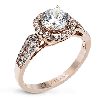 ZR1133 ENGAGEMENT RING