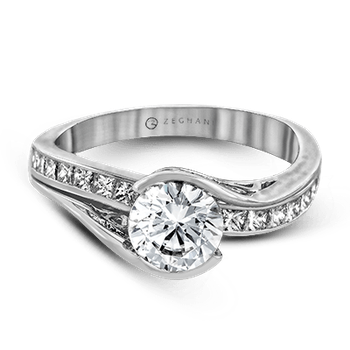 ZR1049 ENGAGEMENT RING