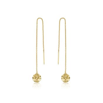 Roman Empress Threader Earrings
