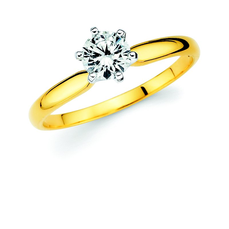 Classic Selection Ring 0.50 RD V STD