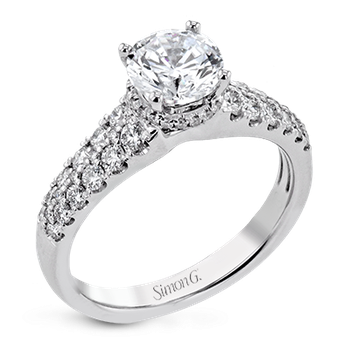 LR2810 ENGAGEMENT RING