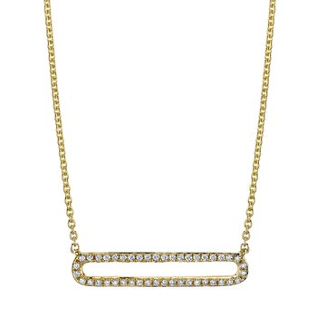 MARS 26822 Fashion Necklace, 0.14 Ctw.