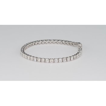 7.18 Cttw Diamond Tennis Bracelet