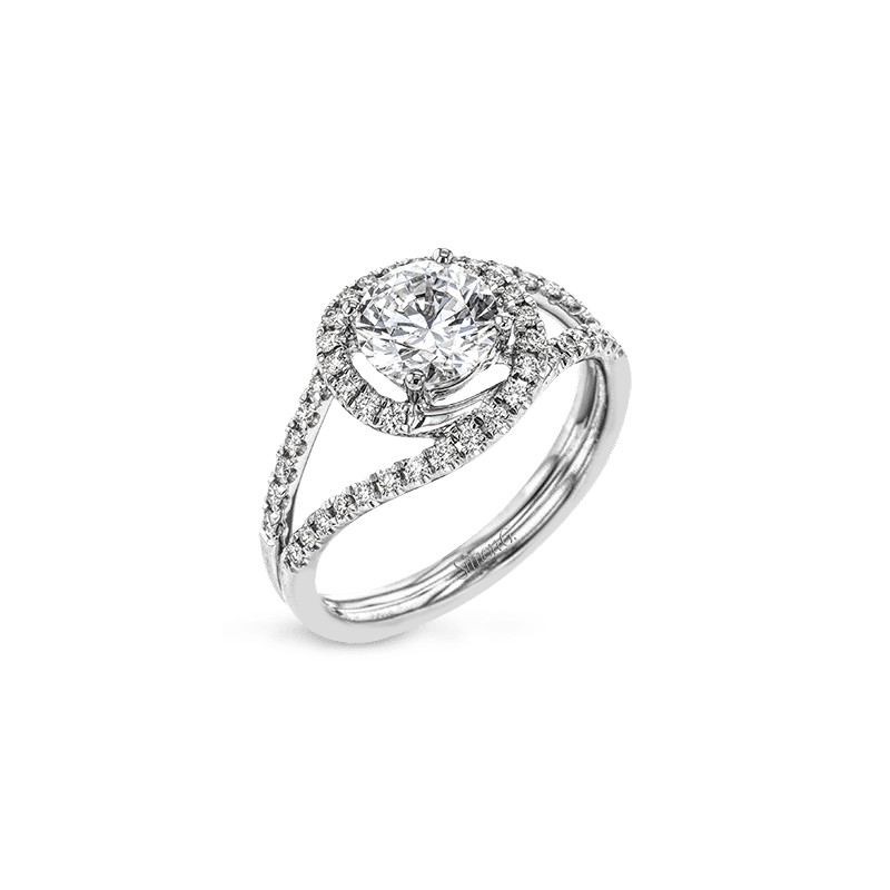 Simon G CR131-D ENGAGEMENT RING