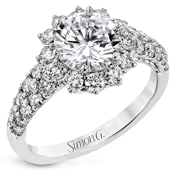 LR2487 ENGAGEMENT RING