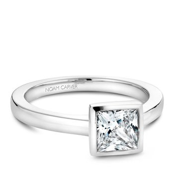 Noam Carver Fancy Engagement Ring B095-06A
