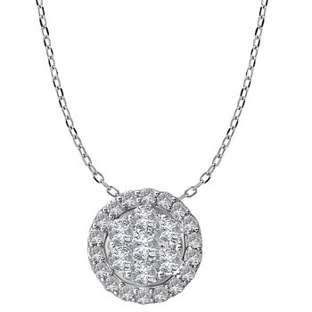 Fashion Diamond Necklace