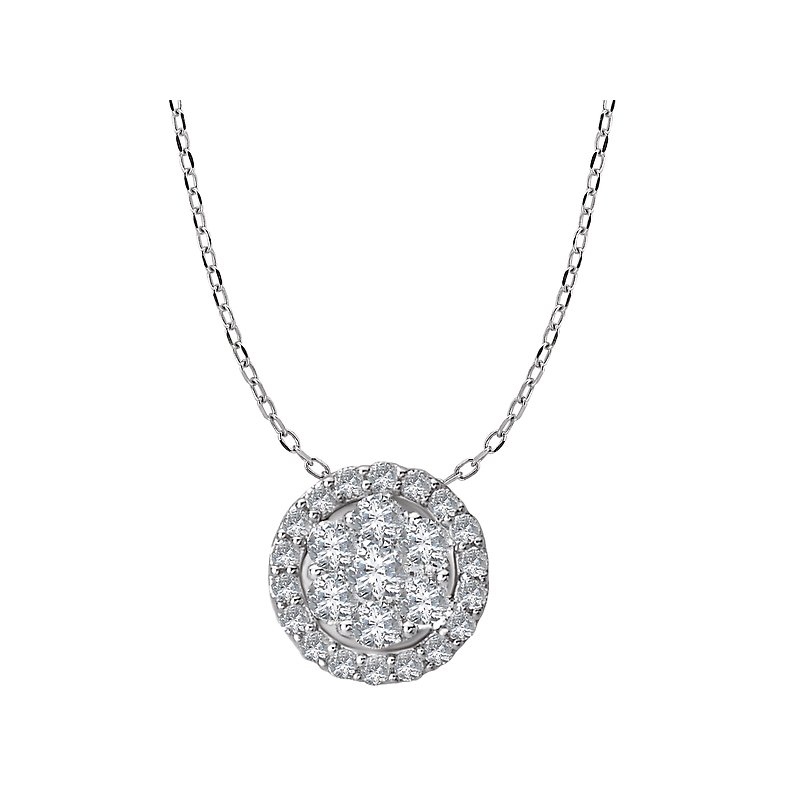 Radiance Fashion Diamond Necklace