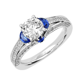 Bridal Ring-RE12656W10R