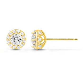 LANTANA HALO EARRINGS