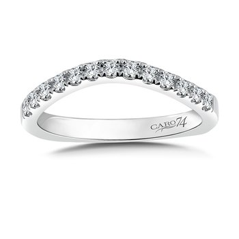 Wedding Band (0.25ct. tw.)
