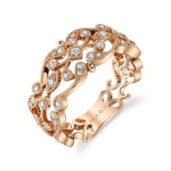 MARS 26778 Fashion Ring, 0.27 Ctw.