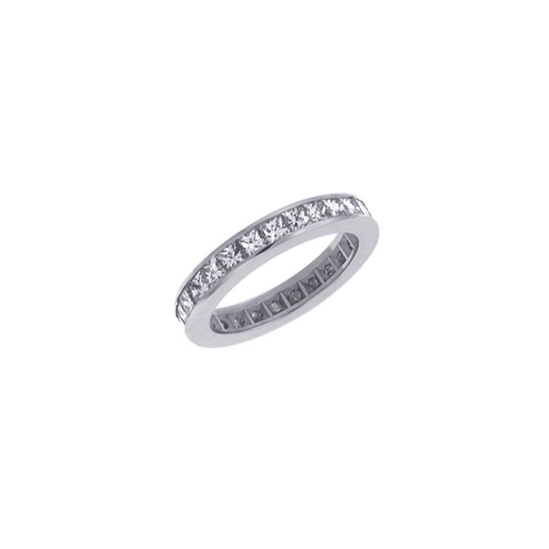 MAZZARESE Bridal Eternity Diamond Band