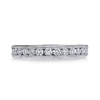 MARS 14146-ML Diamond Wedding Band, 0.50 Ctw.