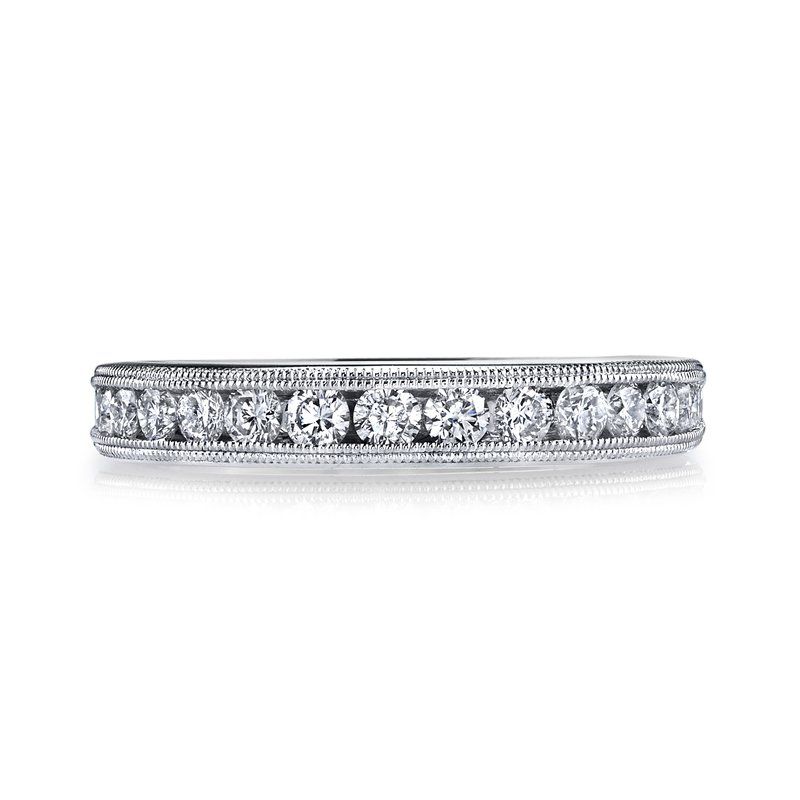 MARS Jewelry MARS 14146-ML Diamond Wedding Band, 0.50 Ctw.