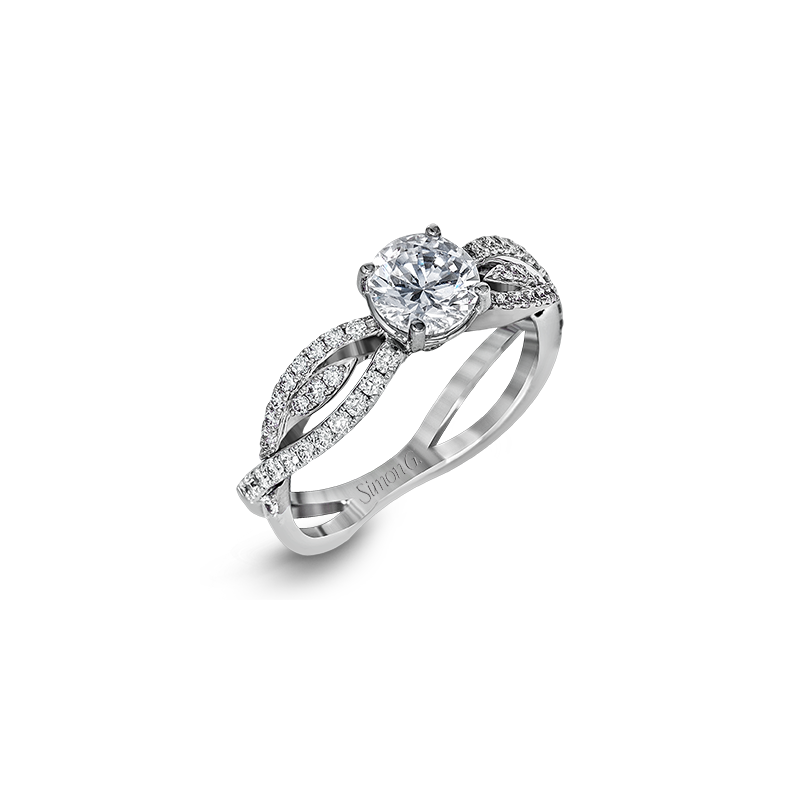 Simon G DR352 ENGAGEMENT RING