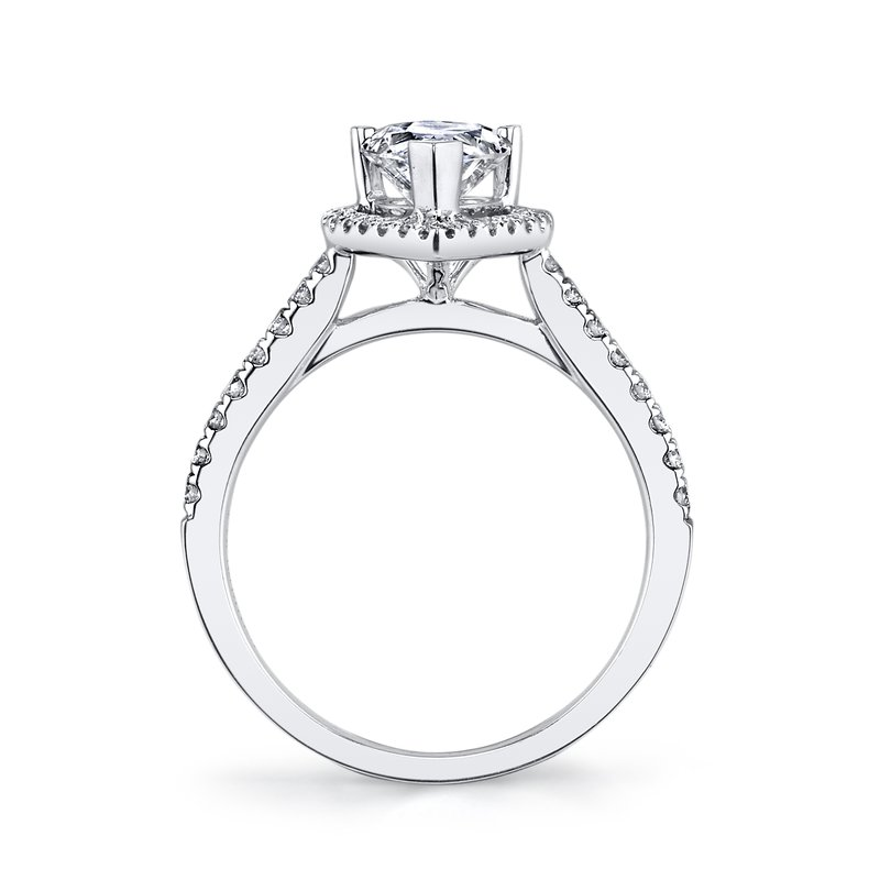 MARS Jewelry - Engagement Ring 26502