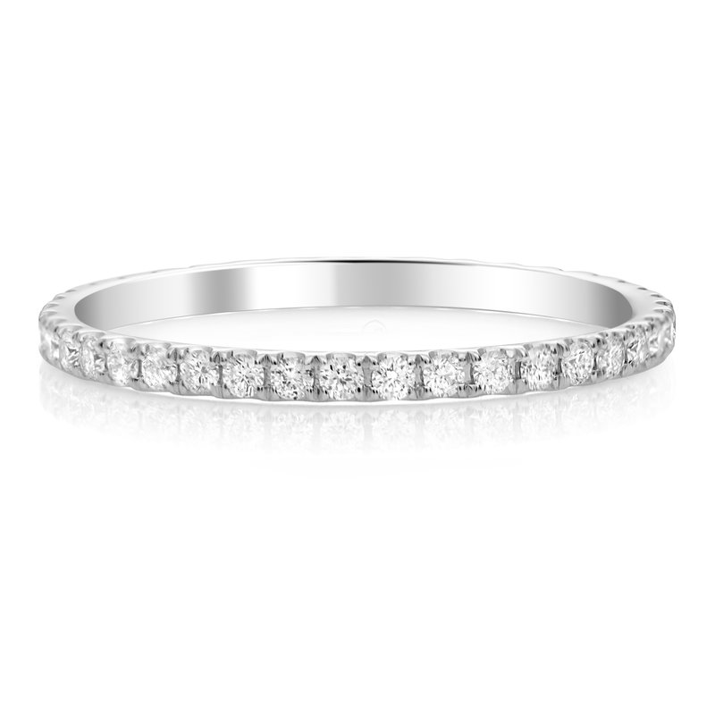 Roman & Jules Diamond Eternity Band