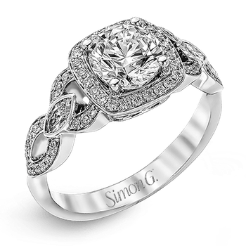 TR395 ENGAGEMENT RING