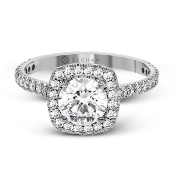 ZR1562 ENGAGEMENT RING