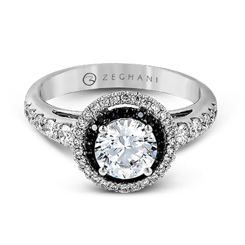 ZR1054 ENGAGEMENT RING
