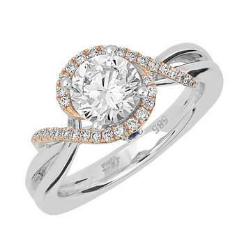 Bridal Ring-RE12663WR10R