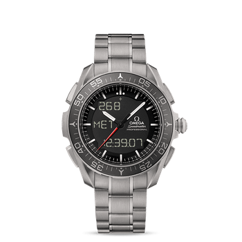 Speedmaster Skywalker X-33 Chronograph 45 mm