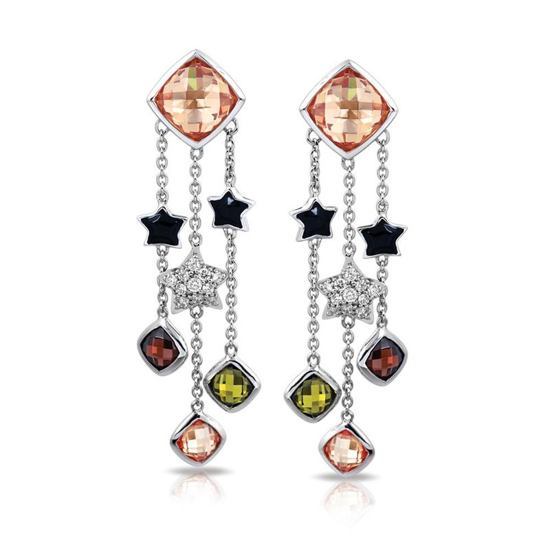 Belle Etoile Shooting Stars Earrings