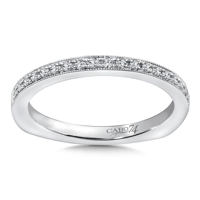 Caro74 Wedding Band (.17 ct. tw.)