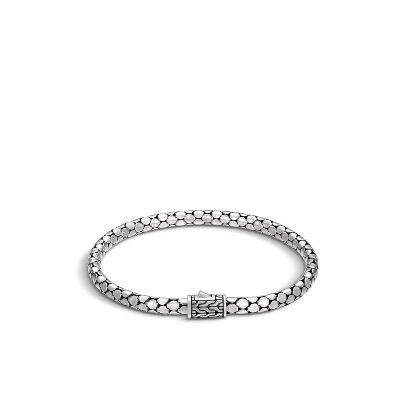 JOHN HARDY Dot 4.5MM Bracelet in Silver