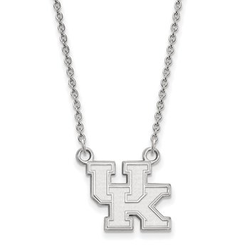 Gold University of Kentucky NCAA Necklace