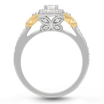 WS - The Anna Butterfly Ring