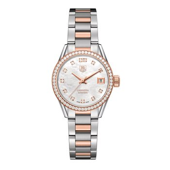 TAG Heuer Carrera Ladies Automatic Watch
