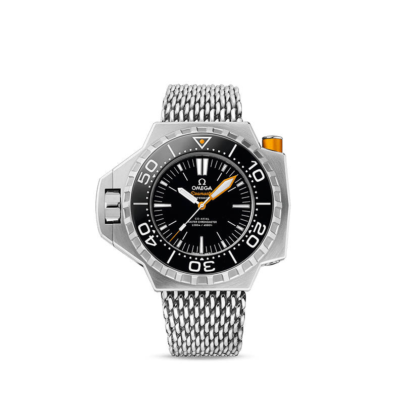 Seamaster Ploprof 1200M Omega Co-Axial Master Chronometer 55 x 48 mm