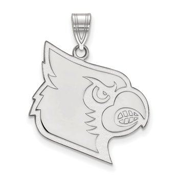 Gold University of Louisville NCAA Pendant