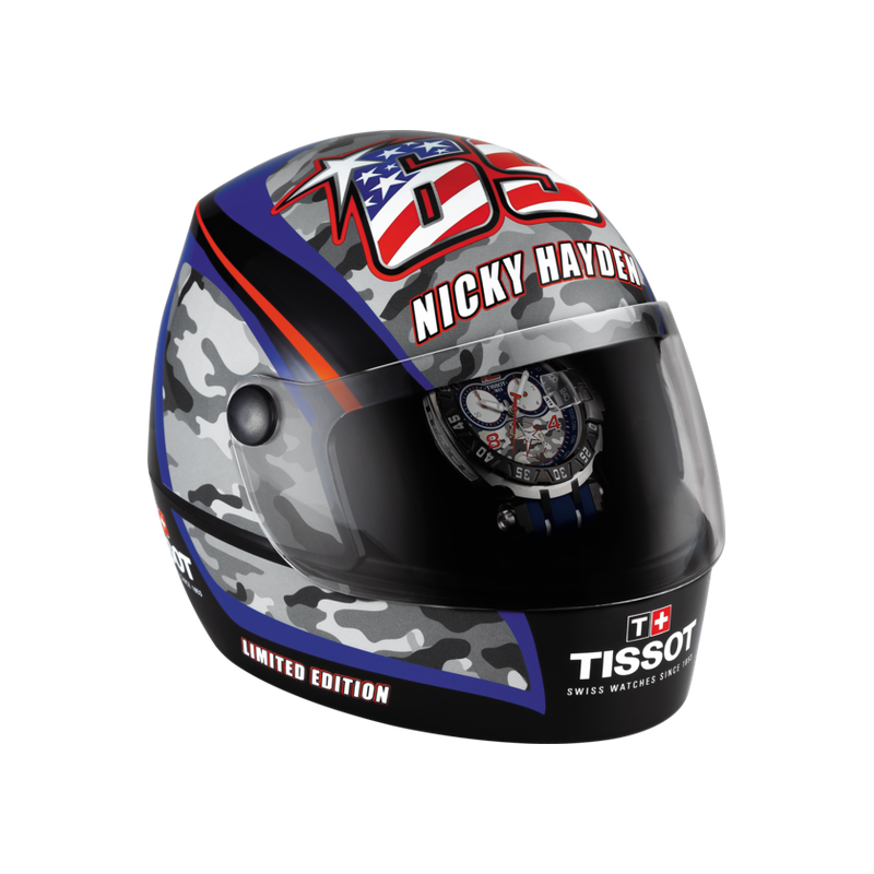 a1b1a66aadd Jewelry Couture by Sehati  Tissot TISSOT T-RACE NICKY HAYDEN 2016