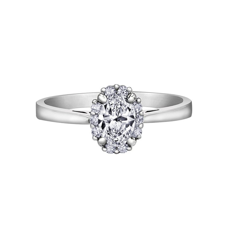 Diamond Days Diamond Ladies Engagement Ring