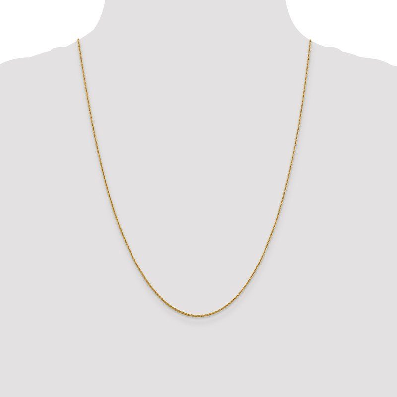 Leslie's Leslie's 14K 1.3mm Loose Rope Chain