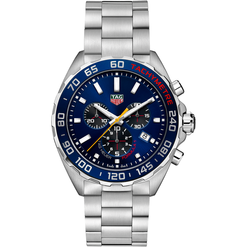 Tag Heuer Aston Martin Red Bull Racing Chronograph
