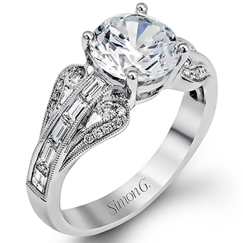 TR565 ENGAGEMENT RING