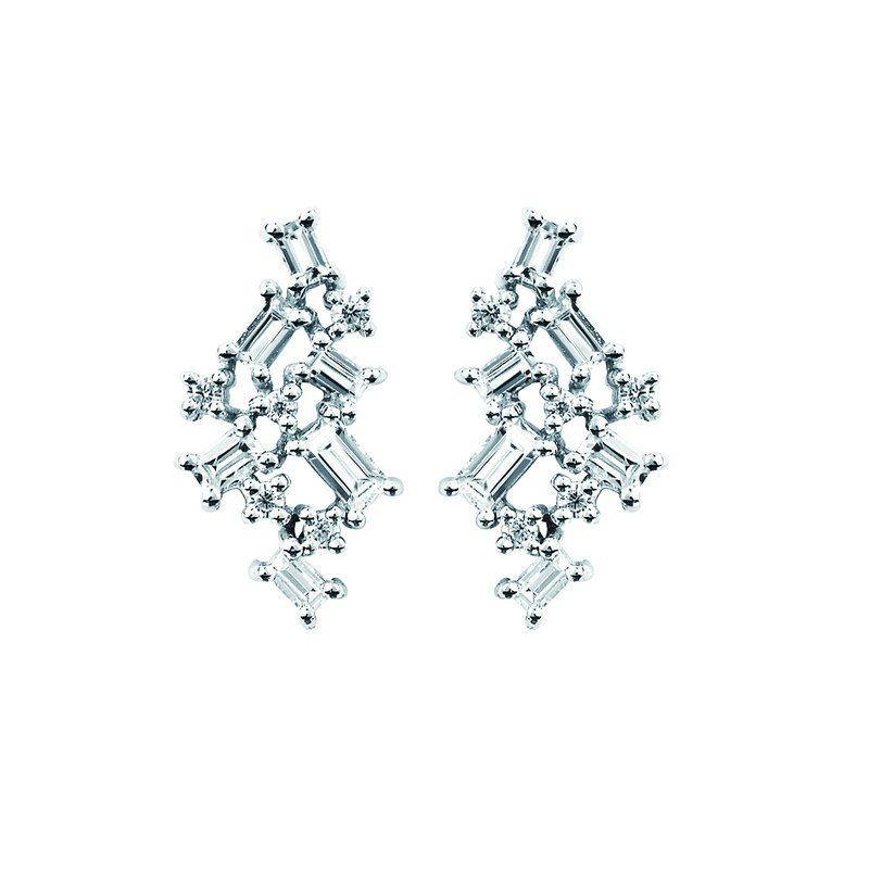 Ostbye Earrings Rd V 0.311
