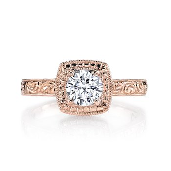 Engagement Ring - 14762HE