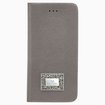 Versatile Smartphone Book Case with Bumper, Samsung Galaxy S® 7, Gray