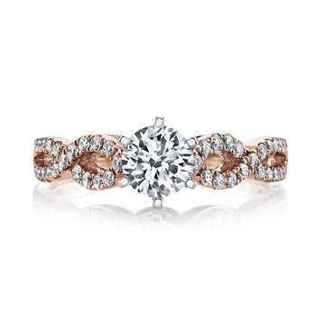 Diamond Engagement Ring 0.24 ct tw