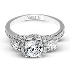 Simon G NR464 ENGAGEMENT RING