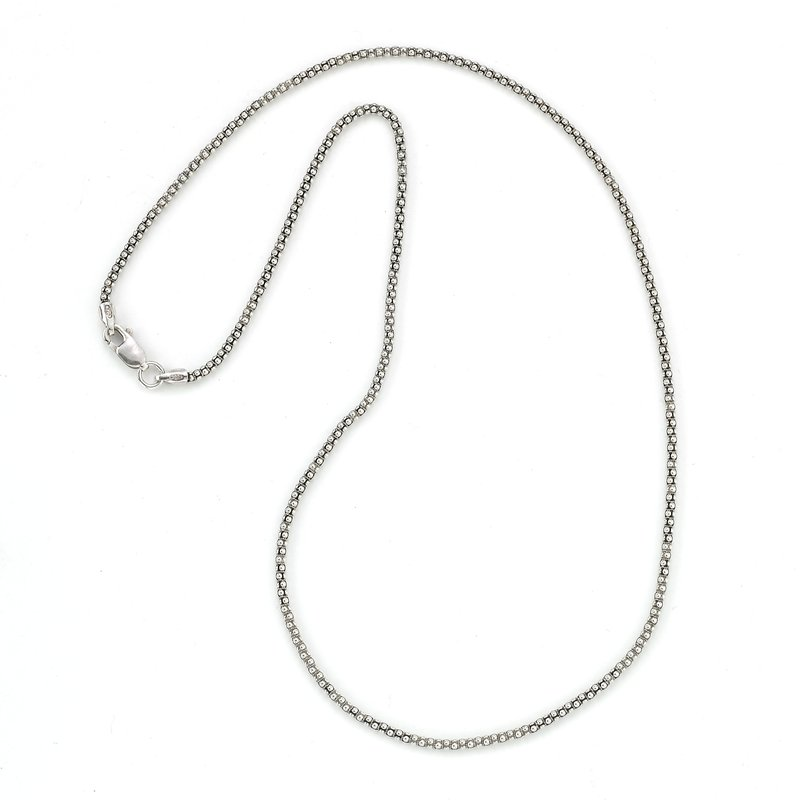 Samuel B Popcorn Chain 2Mm