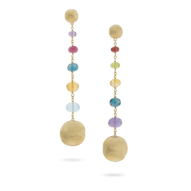 Marco Bicego Africa Gemstone Duster Earrings