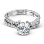 Simon G DR351 ENGAGEMENT RING