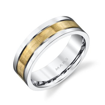 MARS Jewelry - Wedding Band G103