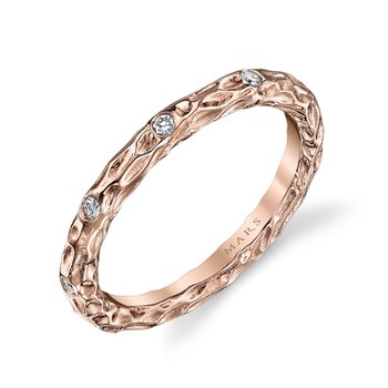 MARS 25681 Diamond Fashion Band 0.12 ctw